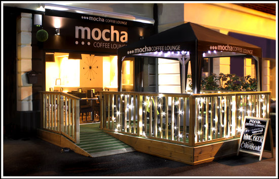 Mocha Coffee Lounge