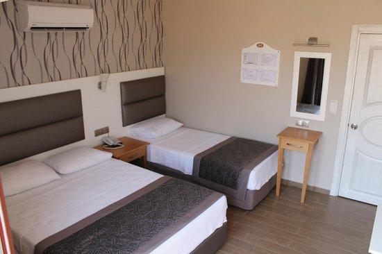 Ida Hotel: Treeple Room