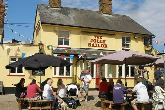 The Jolly Sailor: River Side Location