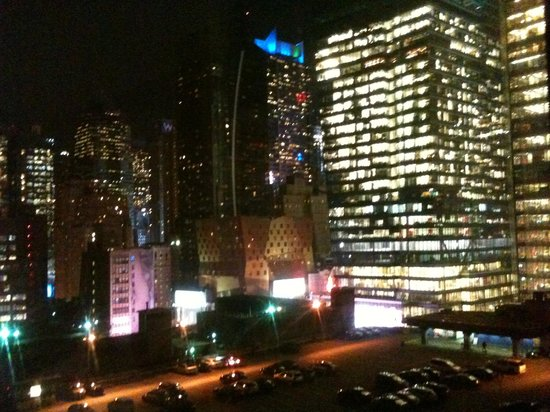 Four Points by Sheraton Midtown - Times Square: vista dalla camera
