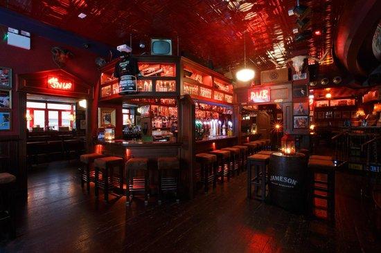 Bar Picture Of Bad Bobs Dublin Tripadvisor