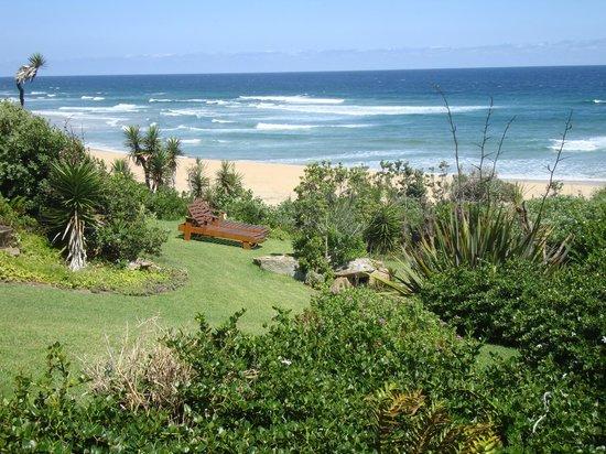 The Pink Lodge on the Beach: Herrliche Anlage mit unübertrefflichen Ausblick