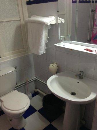 Hotel Samir: bagno
