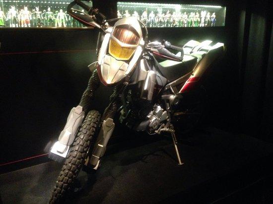 Kamen Rider the Diner, Toshima - Ikebukuro - Restaurant Reviews, Phone Number...