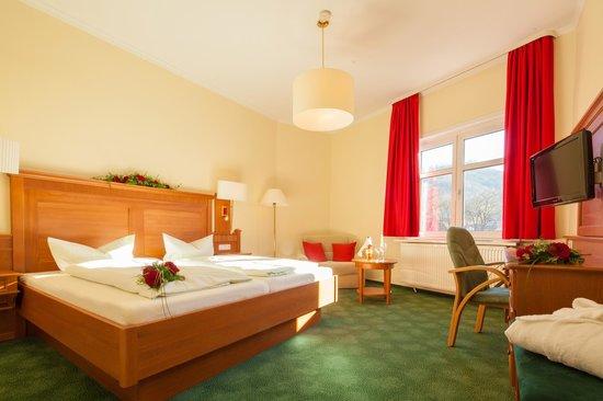 Hotel Victoria: Superior Class Doppelzimmer (Wohnbeispiel)