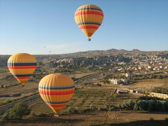 ROSE VALLEY - Picture of Urgup Balloons, Goreme - TripAdvisor