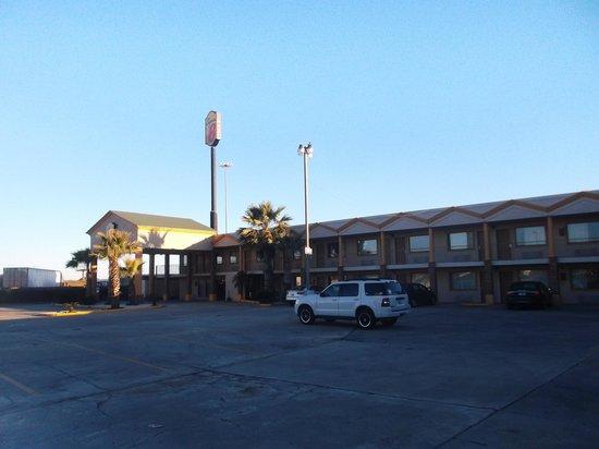 Super 8 San Antonio/I-35 North: Photo du 21 janvier 2014.