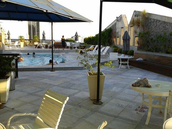 Merlin Copacabana Hotel: Descanso