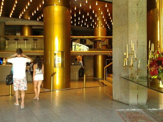 Merlin Copacabana Hotel: Luxo