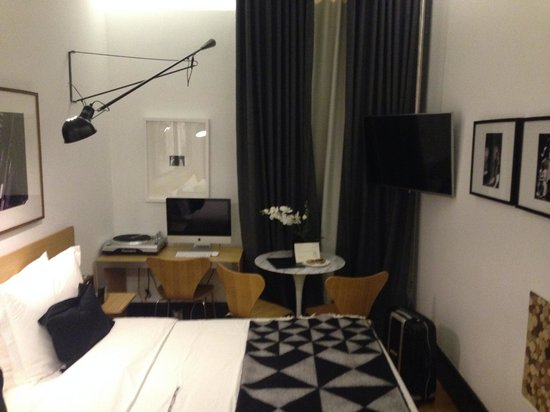 Brown's Boutique Hotel: Our room
