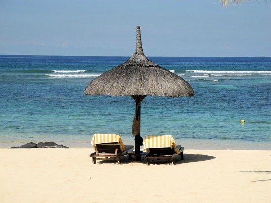 The Oberoi, Mauritius: Strandidylle