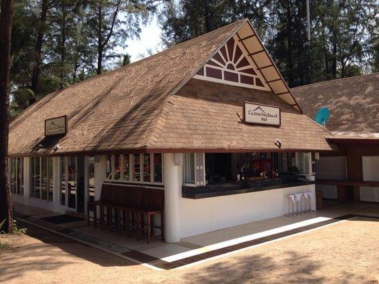 Casuarina Beach Restaurant : The main bar