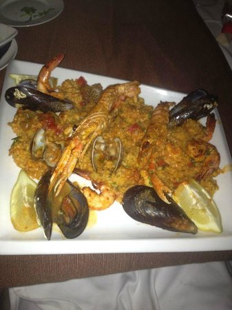 La Terrazza del Mare: La miglior paella di tenerife