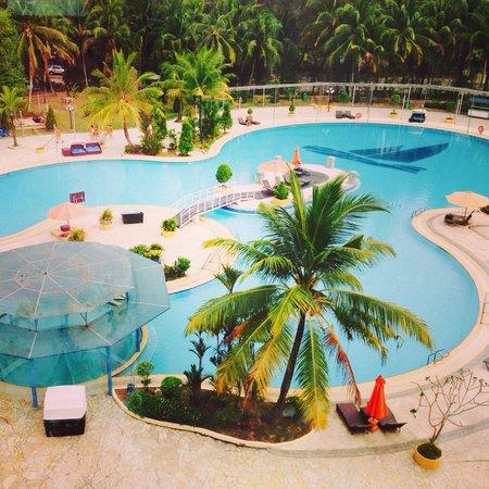 HARRIS Resort Batam Waterfront: Nice view from inside