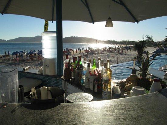 Chez Pitu Praia Hotel: Barra