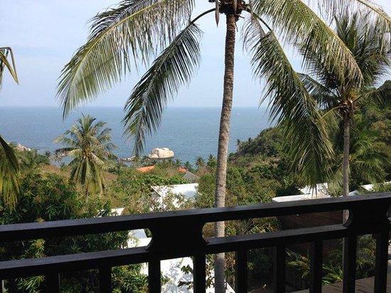 Tanote Villa Hill: Magnifique vue mer
