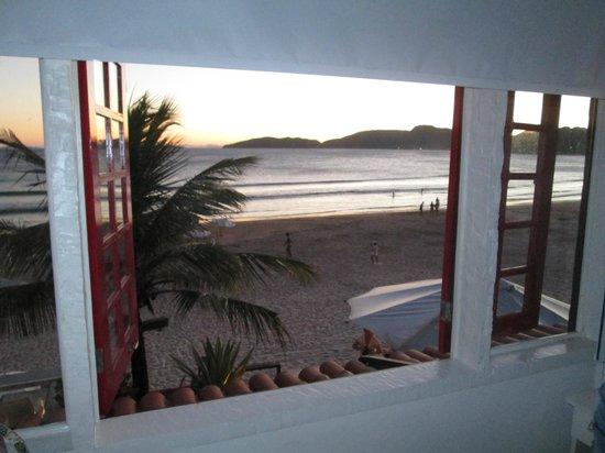 Chez Pitu Praia Hotel: divina vista