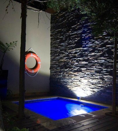 The Residence Boutique Hotel: Poolvilla