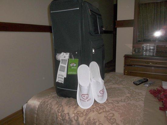 Hotel Agan: Valise de votre aviseur dévoué.