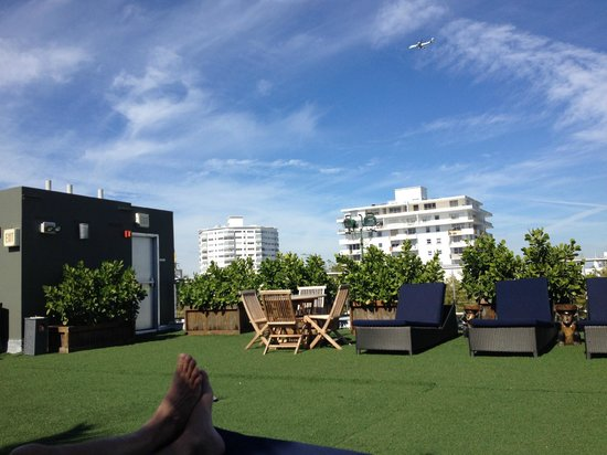 rooftop view picture of catalina hotel beach club. Black Bedroom Furniture Sets. Home Design Ideas