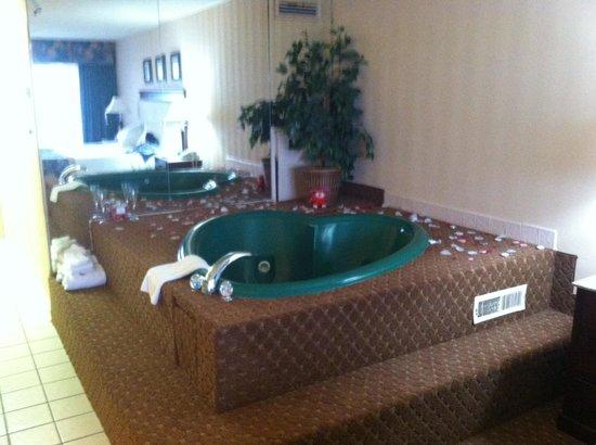 Princess Royale Resort: Jacuzzi Room