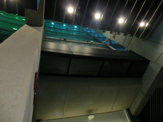 The SSE Hydro: GROUND FLOOR