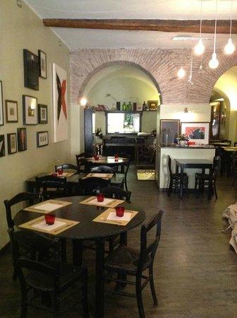 Ristorante la locanda del pellegrino in roma con cucina - Cucina romana roma ...