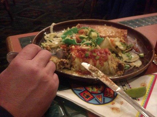 Azteca Mexican Restaurant - Silverdale: Tres Amigos
