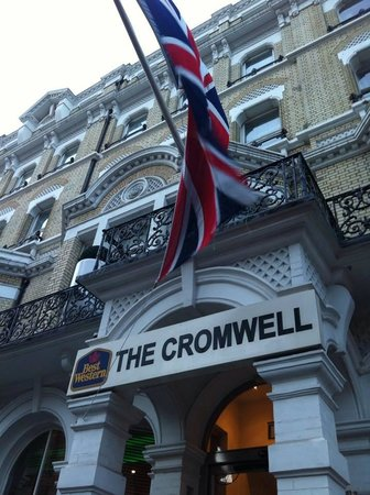 BEST WESTERN The Cromwell : Fachada do Hotel