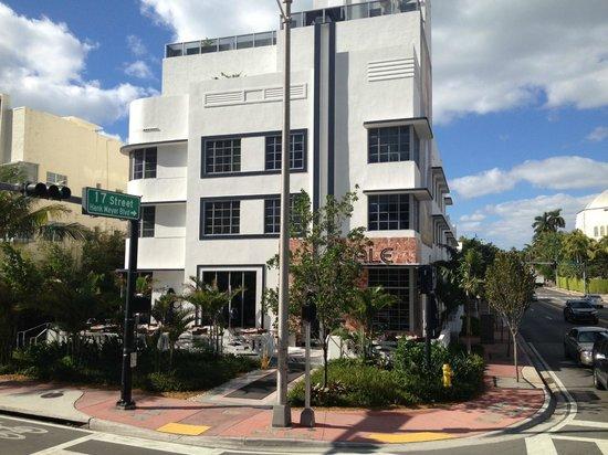Gale South Beach : Exterieur de l'hôtel