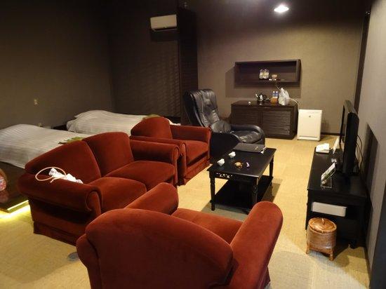 Kunosato: 宿泊したお部屋