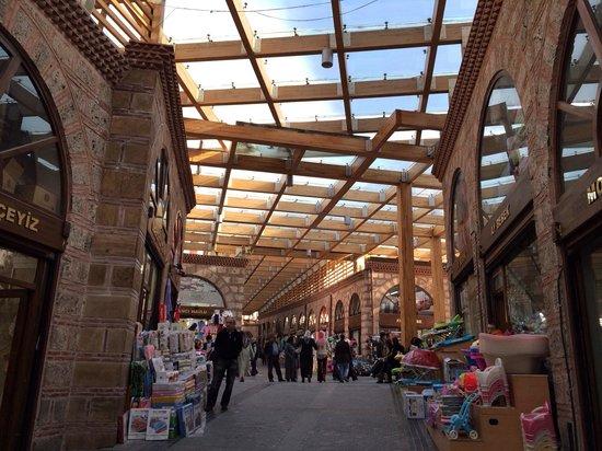 Covered Bazaar (Bedesten): Real nice place