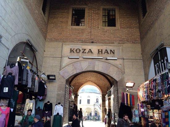 Covered Bazaar (Bedesten): Nice place