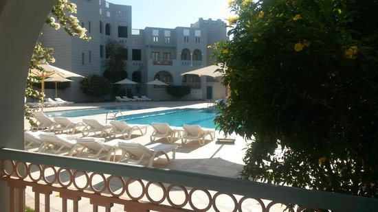 Fanadir Hotel: View  from our room