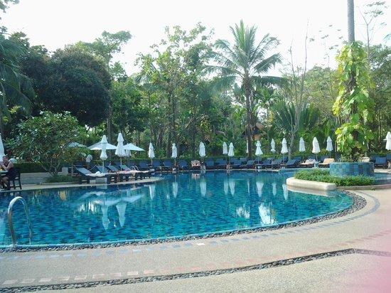 Peace Resort: the pool