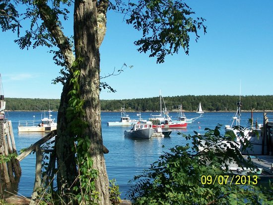 Mid Coast Maine, ME : Cundy's Harbor