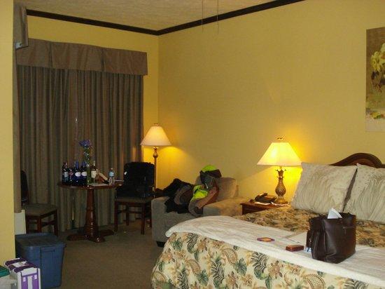 The Falls Inn & Spa: Cherry Room First Floor