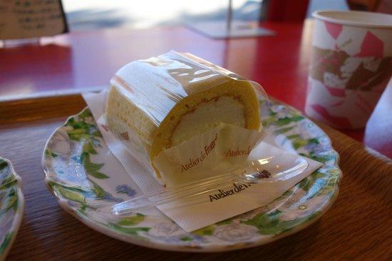 Atelier de Fromage : デザート