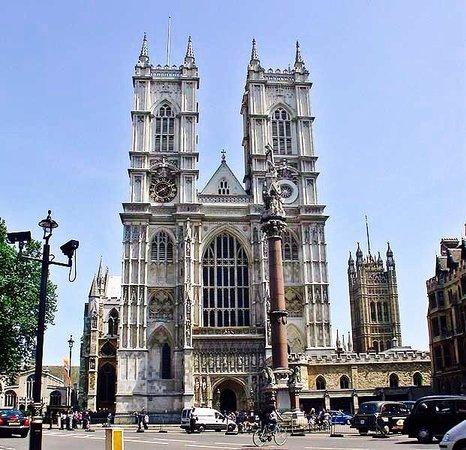 London Magical Tours: La bella Abadia de Westminster