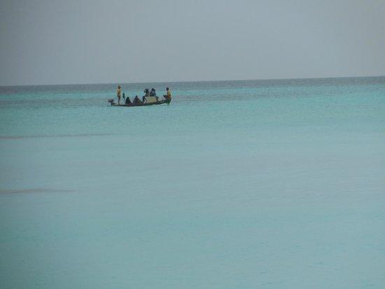 Azoush Tourist Guest House: fishermen