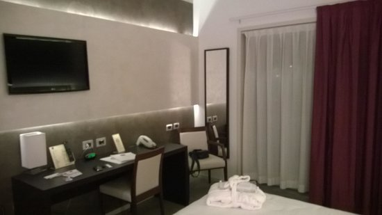 Best Western Plus Hotel Modena Resort : Camera deluxe