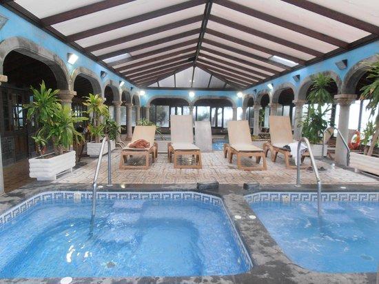 Hotel El Nogal: Jacuzzi