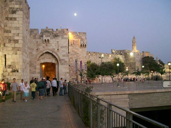 SANDEMANs NEW Tel Aviv Tours: Jaffa, was not taken during the walking tour but later in the day. well worth it