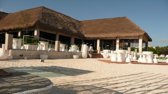 Paradisus Playa Del Carmen La Esmeralda : vue exterieur, salle de restaurant