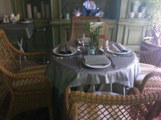 Old House Resort & SPA: спа