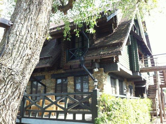 Old House Resort & SPA: вид на отель/ресторан