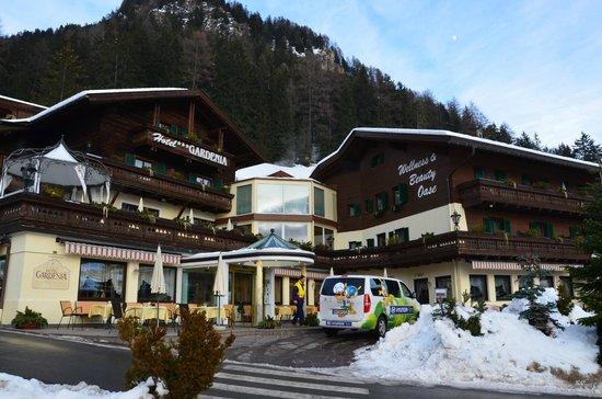 Romantic & Family Hotel Gardenia : Hotel Gardenia