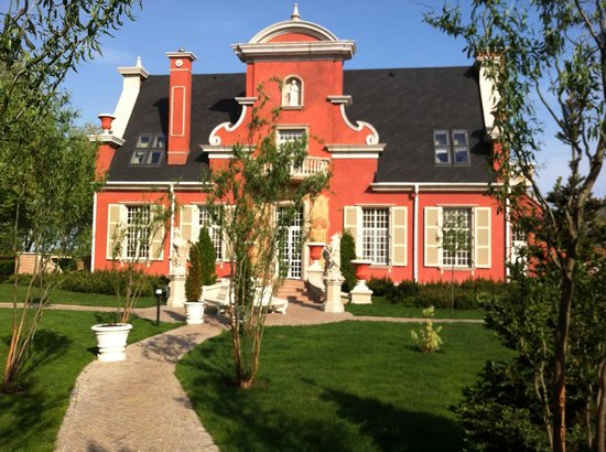 Old House Resort & SPA: баня