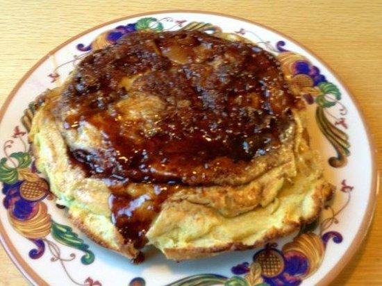 Apple Pancake Picture Of Oak Table Cafe Silverdale TripAdvisor - Oak table restaurant silverdale