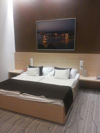 Promenade City Hotel : Camara